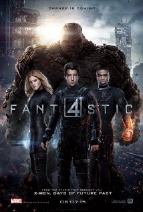 Fantastic Four Movie Poster