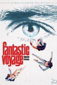 Fantastic Voyage Movie Poster