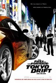 The Fast and the Furious: Tokyo Drift Movie Poster