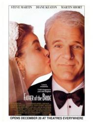 Father of the Bride Movie Poster
