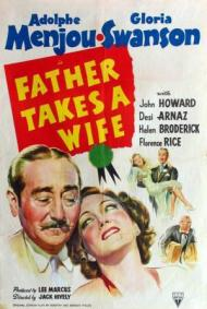 Father Takes a Wife Movie Poster
