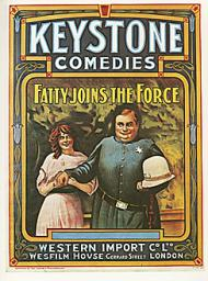 Fatty Joins the Force Movie Poster