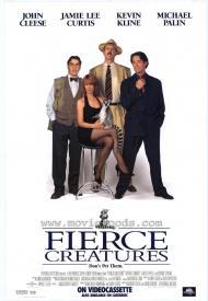 Fierce Creatures Movie Poster