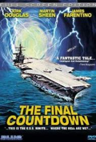 The Final Countdown Movie Poster