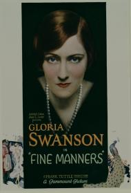 Fine Manners Movie Poster