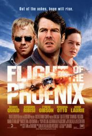 Flight of the Phoenix Movie Poster