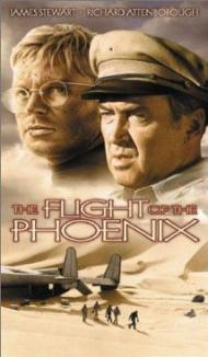 The Flight of the Phoenix Movie Poster