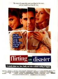 Flirting with Disaster Movie Poster