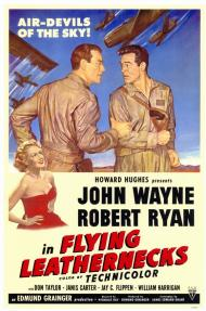 Flying Leathernecks Movie Poster