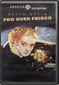 Fog Over Frisco Movie Poster
