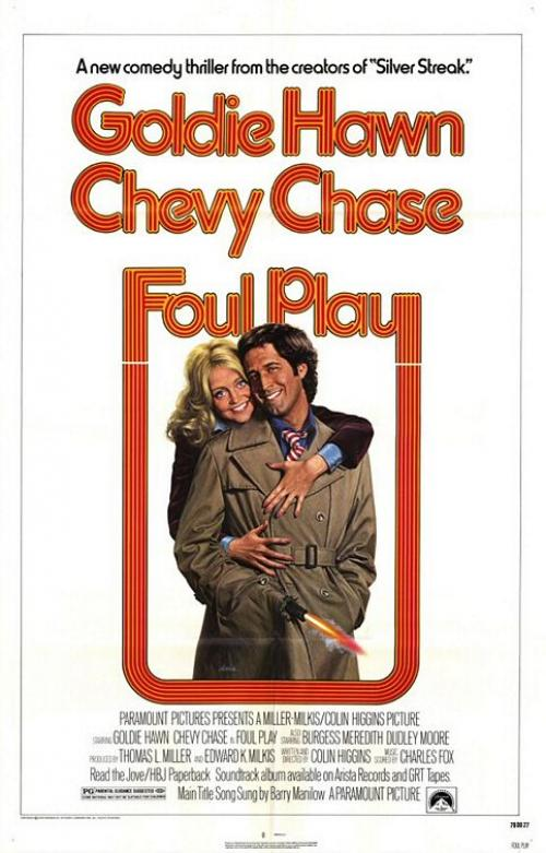 Foul Play Movie Poster
