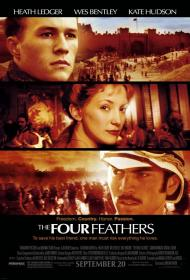 The Four Feathers (2002) Starring: Heath Ledger, Wes ...