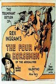 The Four Horsemen of the Apocalypse Movie Poster