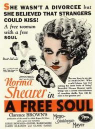 A Free Soul Movie Poster