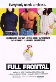 Full Frontal Movie Poster