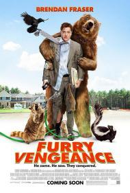 Furry Vengeance Movie Poster