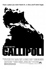 Gallipoli Movie Poster
