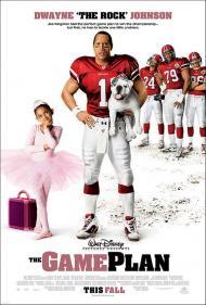 Game Plan Movie Poster