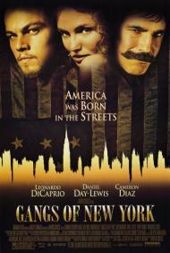 Gangs of New York Movie Poster