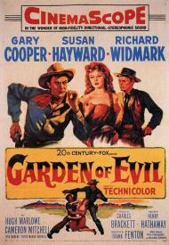 Garden of Evil  Movie Poster