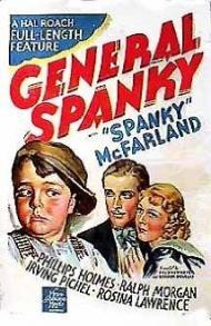 General Spanky Movie Poster