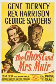 The Ghost and Mrs. Muir Movie Poster