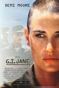 G.I. Jane Movie Poster