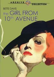 The Girl from 10th Avenue Movie Poster