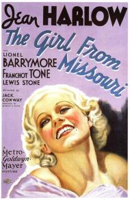 The Girl from Missouri Movie Poster