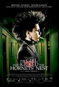 The Girl Who Kicked the Hornet's Nest Movie Poster