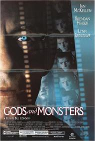Gods and Monsters Movie Poster