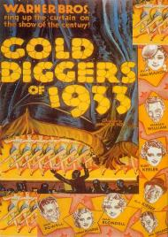 Gold Diggers of 1933 Movie Poster