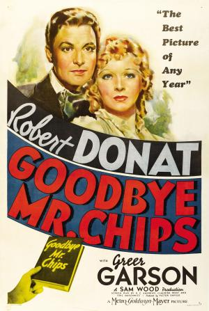 Goodbye, Mr. Chips Movie Poster