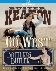 Go West Movie Poster