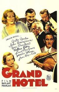 Grand Hotel Movie Poster
