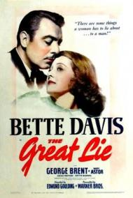 The Great Lie Movie Poster