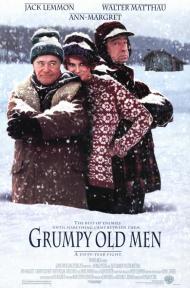 Grumpy Old Men Movie Poster