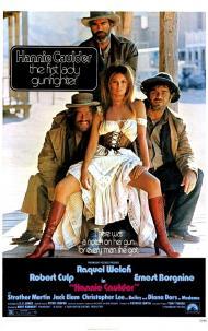 Hannie Caulder Movie Poster
