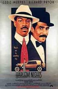 Harlem Nights Movie Poster