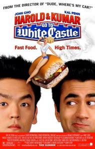 Harold and Kumar Go to White Castle Movie Poster