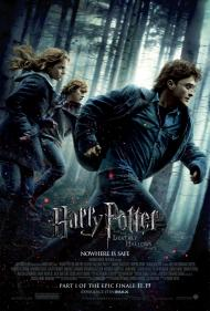 Harry Potter and the Deathly Hallows: Part 1 Movie Poster