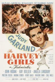 The Harvey Girls Movie Poster