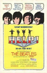 Help! Movie Poster