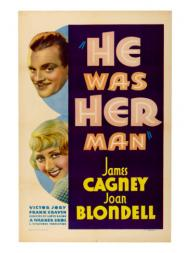 He Was Her Man Movie Poster