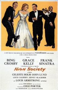 High Society Movie Poster