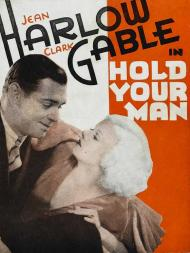 Hold Your Man Movie Poster