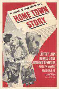 Home Town Story Movie Poster
