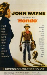 Hondo Movie Poster