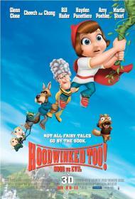 Hoodwinked Too! Hood VS. Evil Movie Poster