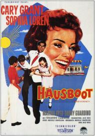 Houseboat Movie Poster